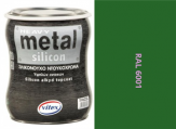 Vitex Heavy Metal Silikon - alkyd RAL 6001 2250ml